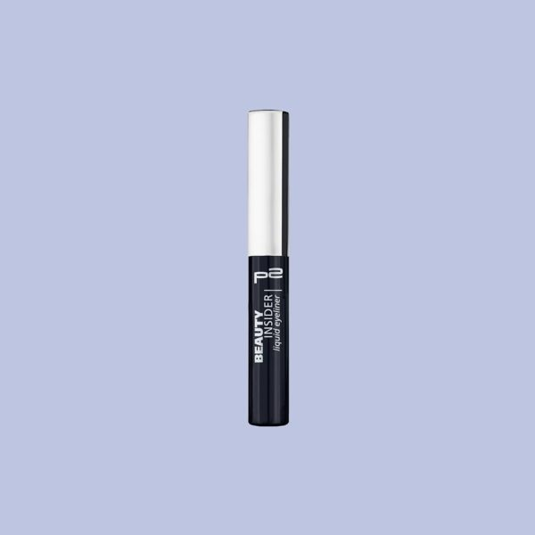 Beauty Insider Liquid Eyeliner Schwarz