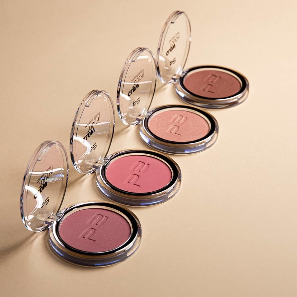 Glow Touch Compact Blush