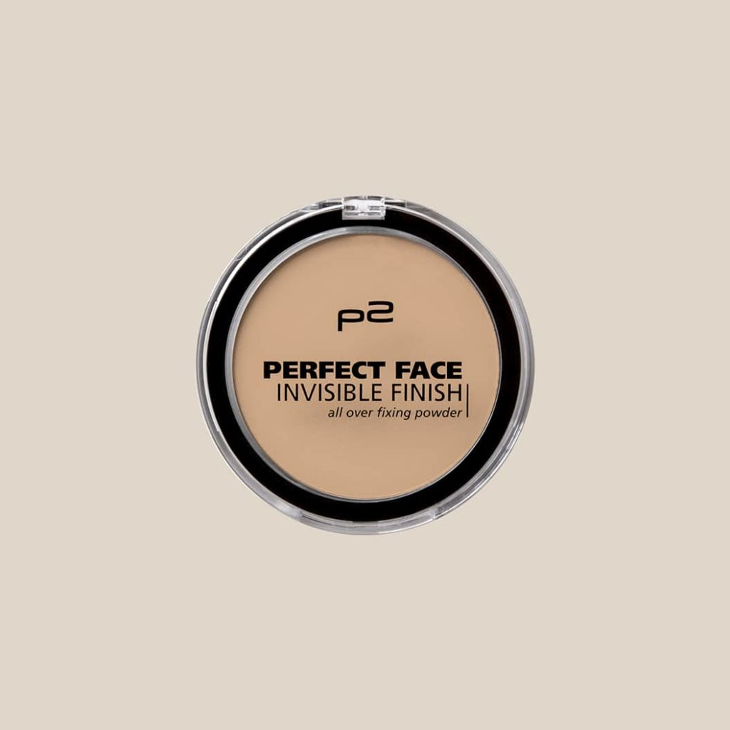 Perfect Face Invisisble Finish All Over Fixing Powder 020